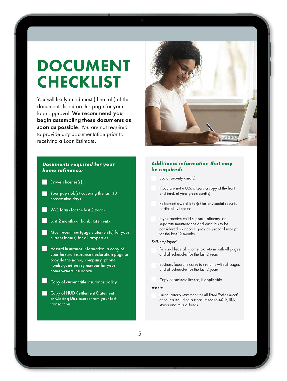 document-checklist-ipad-mockup