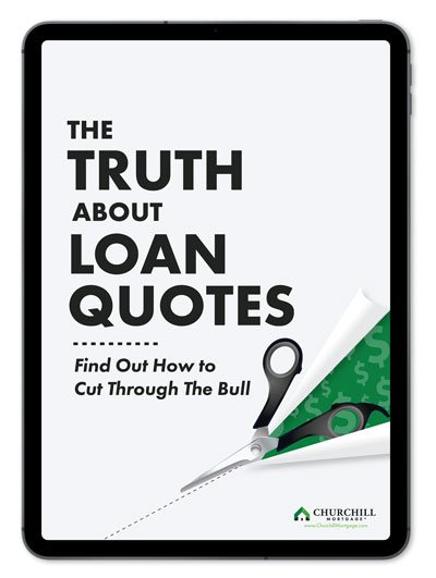 the truth about loan quotes ebook on ipad
