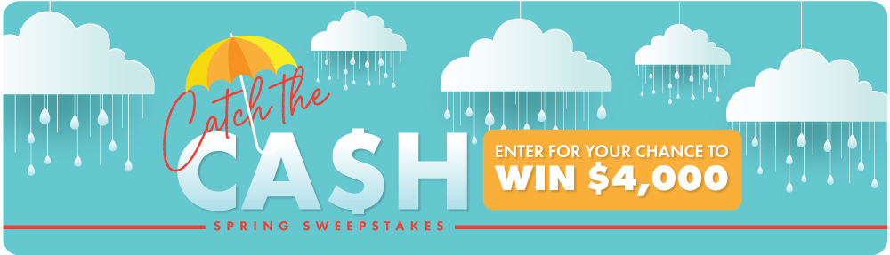 spring sweepstakes promotion